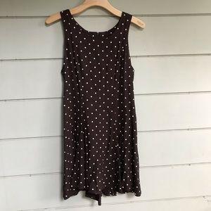 Dresses & Skirts - Vintage polka dot dress